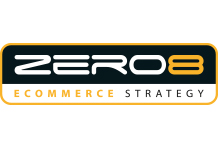 Zero8 E-Commerce Strategy Logo